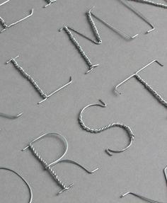 Cava typography by Lo Siento
