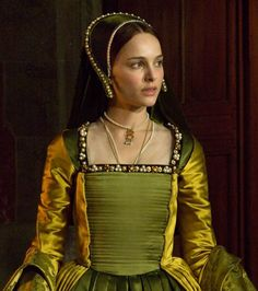 The Other Boleyn Girl. Costume design by Sandy Powell.