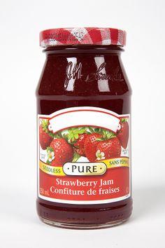 CONSERVES EN POT Bagage de cabine : Oui (moins de 100 ml) Bagage enregistré : Oui Pots, Strawberry Jam, Shampoo, Packing, Jar, Pure Products, Baggage, Preserves, Cabin