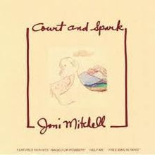 Joni Mitchell ~ Court and Spark(1974)