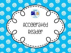 Accelerated Reader Pinterest Board