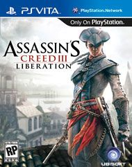 PS Vita Assassin's Creed III
