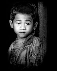 "Honorable Mention - ""Boy at the door"" by John Moulds, Australia 