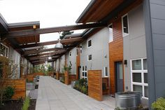 Puyallup Tribal Multi-Family Housing, TACOMA, WA by PremierSIPs, via Flickr