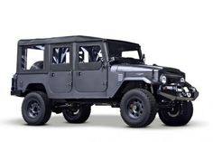 Not exactly luxurious, but I want it anyway! Icon FJ44!
