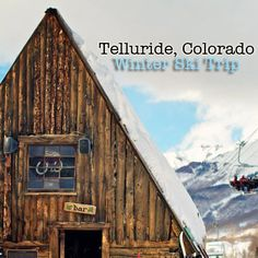 Great place to ski! Kids and adults ski school in Telluride, Colorado. Nursing Schools In Colorado, Best Nursing Schools, Great Places, Places To Go, Ski Vacation, Vacation Ideas, Ranch Life, The Ranch, Amazing Destinations