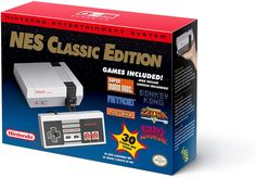 Enter now for a chance to win the Nintendo NES Classic Edition Giveaway!