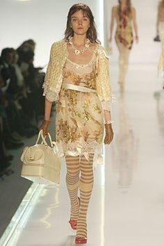 Christian Dior Spring 2005 Ready-to-Wear Collection - Vogue