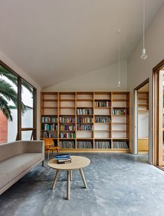 Profile House by BLOXAS #interiors