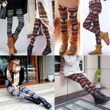 Colorful Pattern Soft Leggings. Jotkut tämän tyyliset leggingsit. Koko M/L.