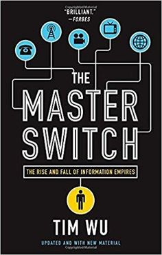 The Master Switch Reprint