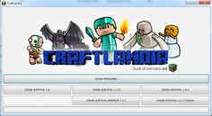 Baixar Minecraft Launcher Completo