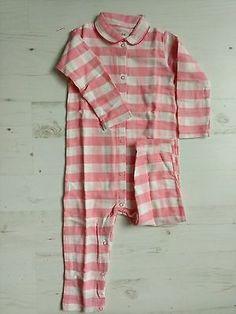 Pigiamino Bimba, rosa cotone, flanella, plaid pijama quadretti, 86/92cm, 2 anni