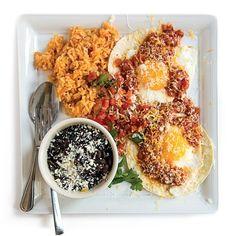 Huevos Rancheros (Mexican Ranch-Style Eggs)