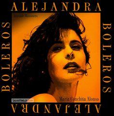 María Conchita Alonso - Boleros - Portada [1994]   Flickr: Intercambio de fotos
