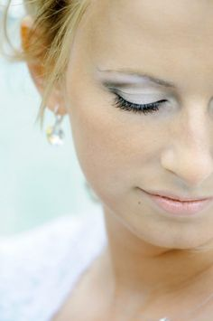 nice wedding make up