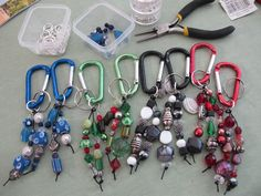 Keychain or Bag Charms   Flickr - Photo Sharing!