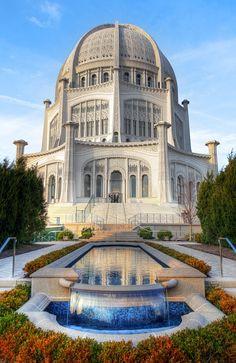 Bahai Temple, Wilmette IL