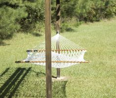 Check out how to build a DIY pergola hammock @istandarddesign