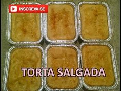 Torta de calabresa na marmitinha para vender ### Fátima Paulista - YouTube
