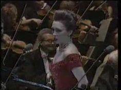 Andrea Rost Jose Carreras Placido Domingo La Traviata - YouTube