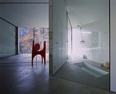 Villa-Gallery in Karuizawa by Makoto Yamaguchi Design
