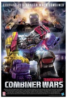 Transformers: Combiner Wars Superion And Menasor Posters - Transformers News - TFW2005