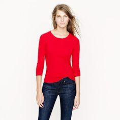 Jackie pullover in Vibrant Fuscia edb10f09c