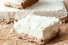 <p>Creamy and sweet with just the right amount of lemony zing, these are a great vegan dessert that only require 7 ingredients and a love of yummy things. </p>