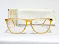 Jil Sander vintage eyewear mod 210 by EllaOsix on Etsy