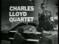 CHARLES LLOYD QUARTET .... Jazz Casual  ...... (June 18, 1968) ....  Charles Lloyd (Flute, Tenor sax) ......  Keith Jarrett (piano, sax Soprano) .... Ron McClure (Bass) .... Jack DeJohnette (drums)  - YouTube