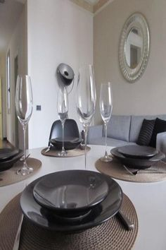 Located in Barcelona's Eixample District, 984 feet from Arco de Triumfo Metro Station, is a modern penthouse apartment with air conditioning,. Bed Linen, Linen Bedding, Nespresso Machine, Penthouse Apartment, Double Bedroom, Towels, Dishwasher, Chill, Bathrooms