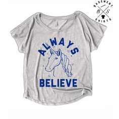 8ed46d3ebd2 10 Off Womens Unicorn Shirt Unicorn T Shirt Always Believe Funny... ( 18