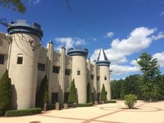 The Hidden Castle In Michigan That Almost No One Knows About
