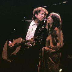 Dylan & Patti