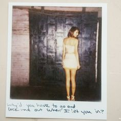 Taylor Swift 1989 Polaroid In this world of magick and men, can I really say I've had a friend. Taylor Swift Quotes, Taylor Swift Web, Taylor Swift Pictures, Taylor Alison Swift, Live Taylor, Taylor Swifr, Ethel Kennedy, Being Good, Shake It Off