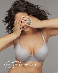Pin for Later: Aerie's New Campaign's About to Make You Damn Proud of Your Bra Size