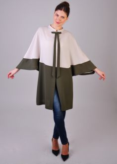 K7107 / 006 - 15 (38-42) KAP | KAP | armagangiyim.com.tr Arab Fashion, Fashion Beauty, Womens Fashion, Hijab Dress, Hijab Outfit, Modele Hijab, Beautiful Hijab, Muslim Women, Long Cardigan