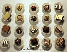 """Check out new work on my @Behance portfolio: """"Paper quilling chocolates"""" http://be.net/gallery/47199227/Paper-quilling-chocolates"""