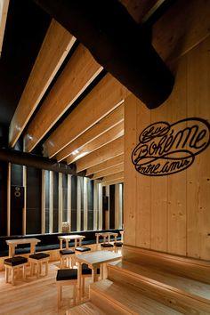 Bar La Boheme / AVA Architects. © José Campos