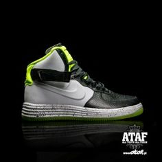 NIKE LUNAR FORCE 1 LUX VT ANTHRACITE/WOLF GREY
