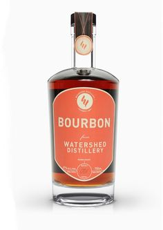 Watershed Distillery Bourbon | Free Flavour