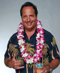 Jon Lovitz Snl Characters, Jon Lovitz, Tommy Flanagan, Singing The National Anthem, Aloha Shirt, Vintage Hawaiian, Five Star, Saturday Night Live, Celebs