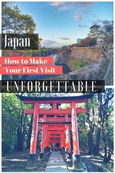 How to Plan your first trip to Japan. A full 5 day itinerary of what to do in Kyoto, Osaka, and Tokyo. Includes a guide on what to eat and some budget information. If it's your first time in Japan you need to know the best attractions and top cities to visit. Here is the full article:https://togethertowherever.com/planning-trip-japan-first-time/
