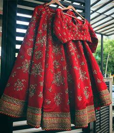 Buy beautiful Designer fully custom made bridal lehenga choli and party wear lehenga choli on Beautiful Latest Designs available in all comfortable price range.Buy Designer Collection Online : Call/ WhatsApp us on : Designer Bridal Lehenga, Bridal Lehenga Choli, Ghagra Choli, Indian Lehenga, Red Lehenga, Anarkali, Indian Bridal Outfits, Indian Bridal Wear, Indian Designer Outfits