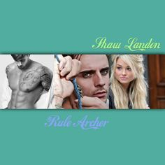 Robert Banner As Rule Archer  Emma Rigby As Shaw. Rule by Jay Crownover