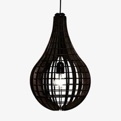 WOOD LIGHTS by Massow Design on The Cool Republic
