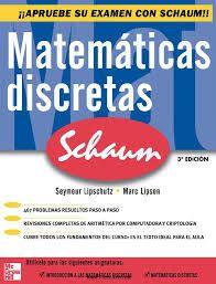 Mi biblioteca pdf: Matemáticas Discretas Schaum