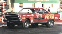 Badder than bad, 1966 Ford Fairlane 427
