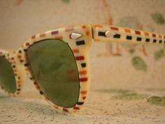 Sunglasses - 1950's-1960's - Rockabilly